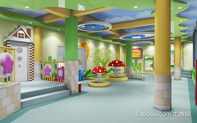 幼儿园装饰墙设计