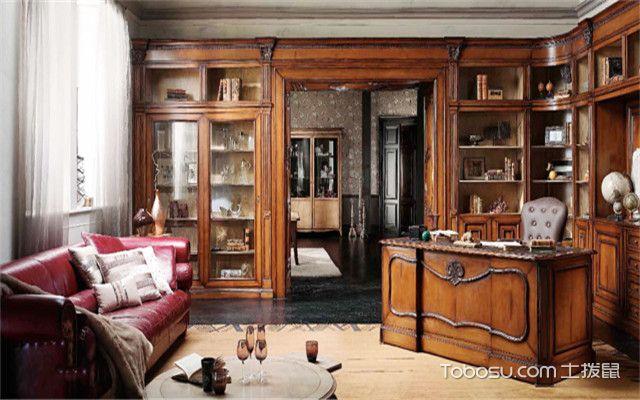 书柜尺寸标准是什么呢