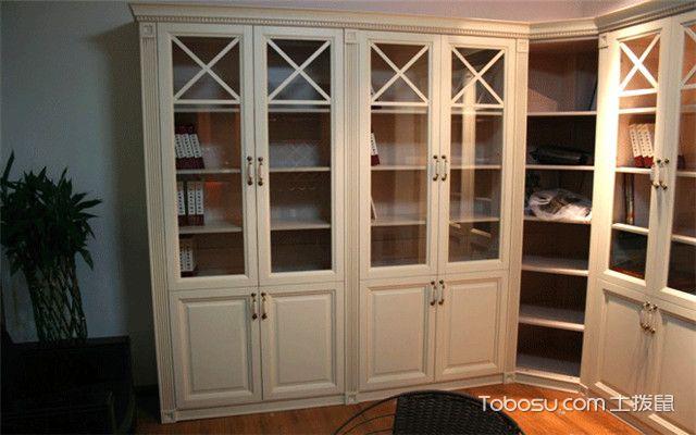 简易小书柜书架