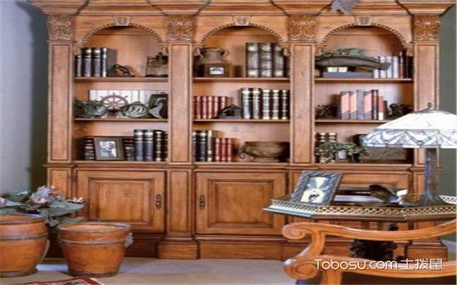 整体书柜尺寸规格