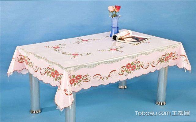 家用桌布什么材质好