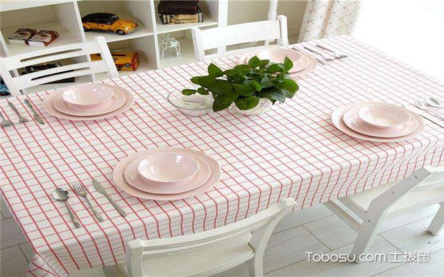 家用桌布材质