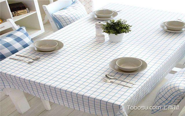 家用桌布材质性能