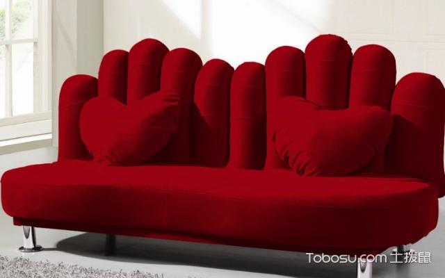 布艺沙发脏了