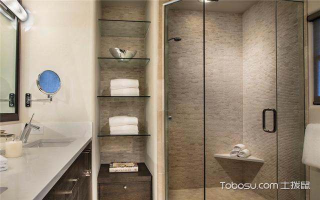 怎样选购浴室置物架