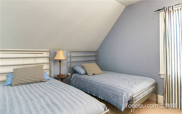 双人卧室怎么装修
