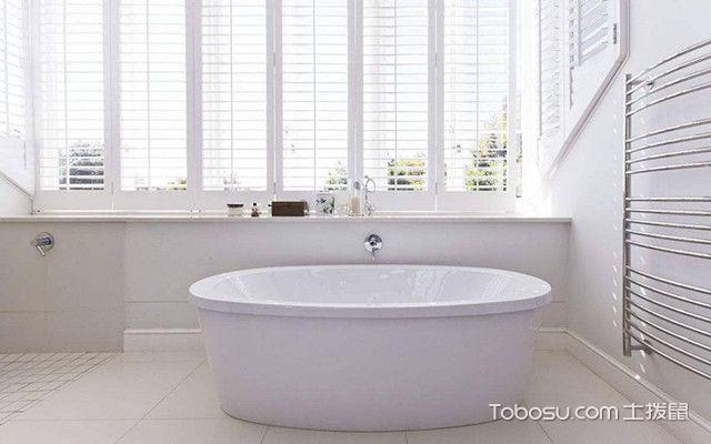 浴缸安装注意事项