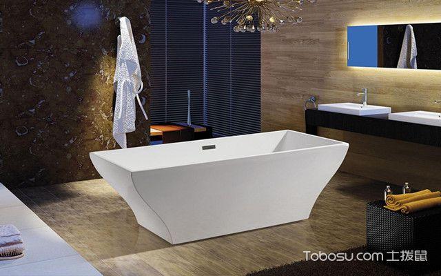 浴缸安装注意事项之安装方法
