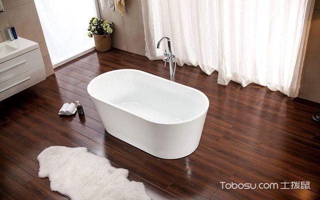 浴缸安装方法