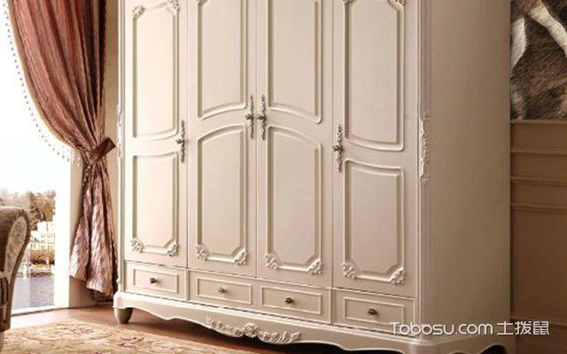主卧衣柜标准尺寸案例图3