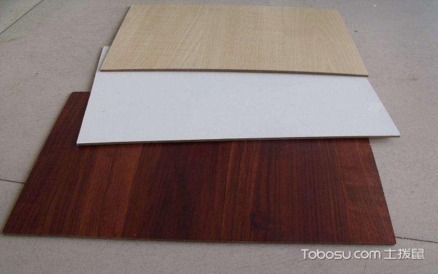 品牌衣柜板材有哪些密度板