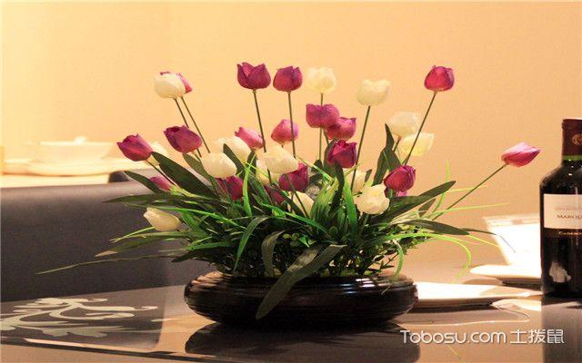 客厅放假花有什么风水