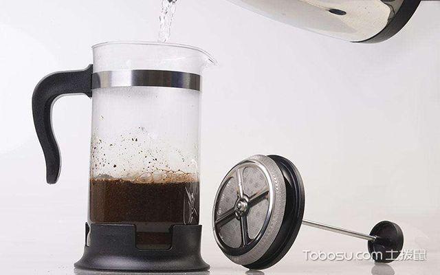 家用咖啡机的种类有哪些—法压壶