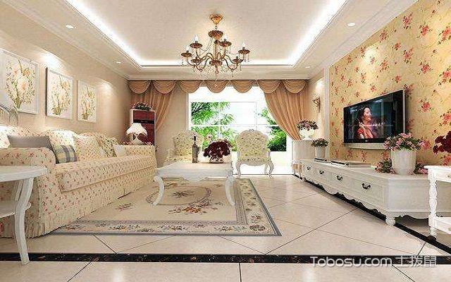 欧式客厅摆件设计