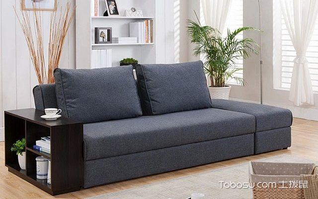 折叠沙发床图片怎么搭配