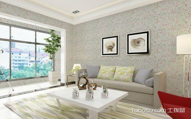 墙衣和硅藻泥示意图