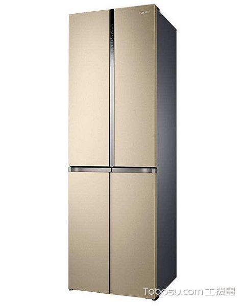 三星对开门变频冰箱保湿