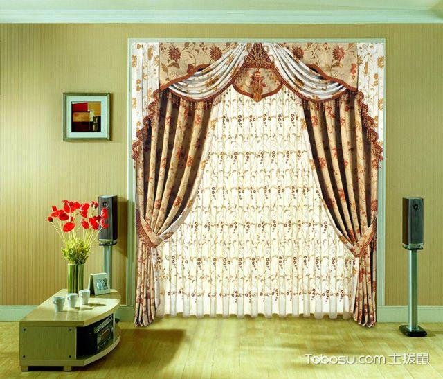 中国十大窗帘品牌排行之巴黎布艺