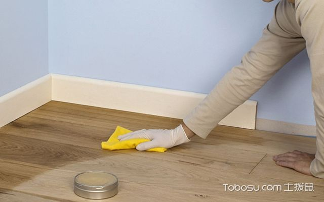 地板蜡的使用方法案例图2