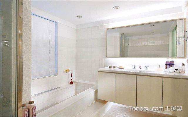 卫浴浴室柜效果图
