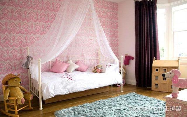 少女风格房间装修