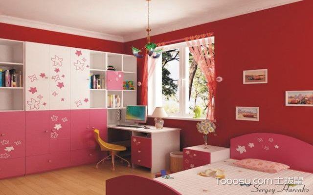 少女风格房间装修案例六