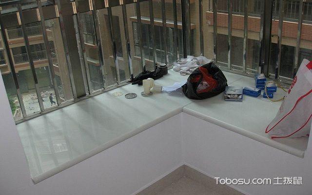 大理石窗台什么时候安装合适贴砖