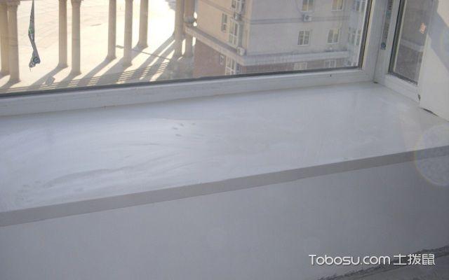 大理石窗台什么时候安装合适找平