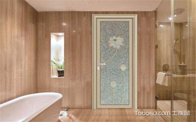 卫生间门用什么材质比较好说明图