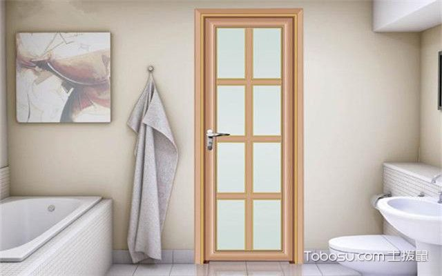 卫生间门用什么材质比较好精美图