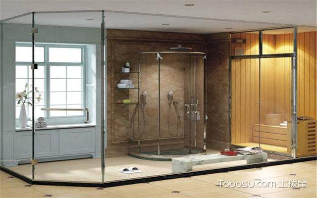 雅立淋浴房怎么样精美图