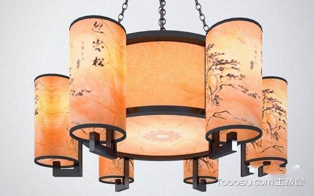 中式装修选什么式样吊灯