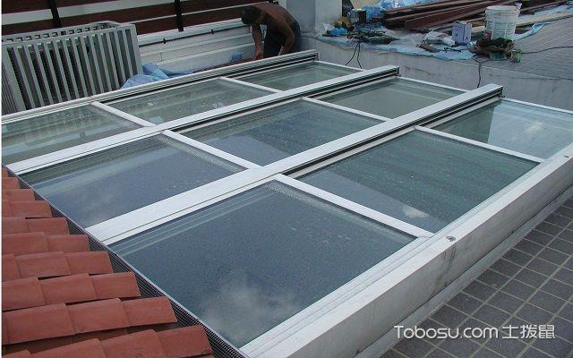 家庭房顶天窗漏水如何处理