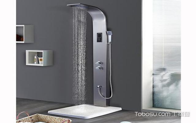 淋浴屏尺寸