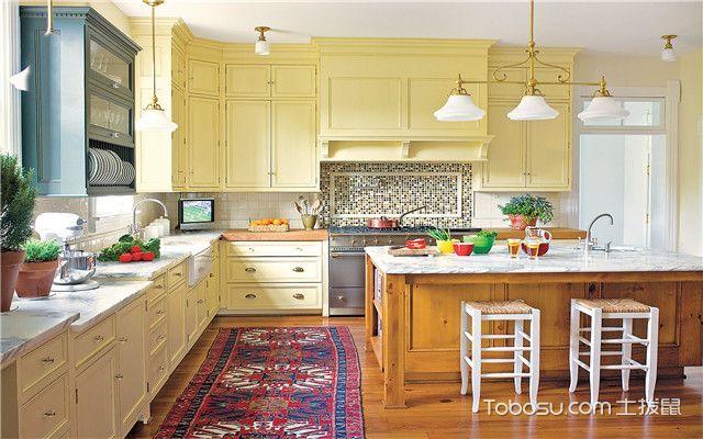 厨房装修风水布局禁忌