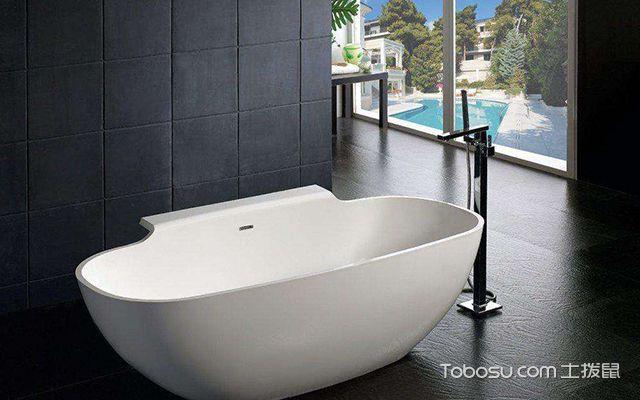 如何去除亚克力浴缸的味道—浴缸图3