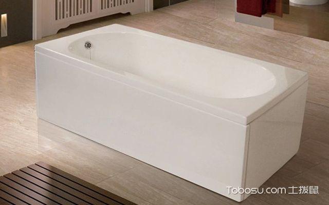 如何去除亚克力浴缸的味道—浴缸图4