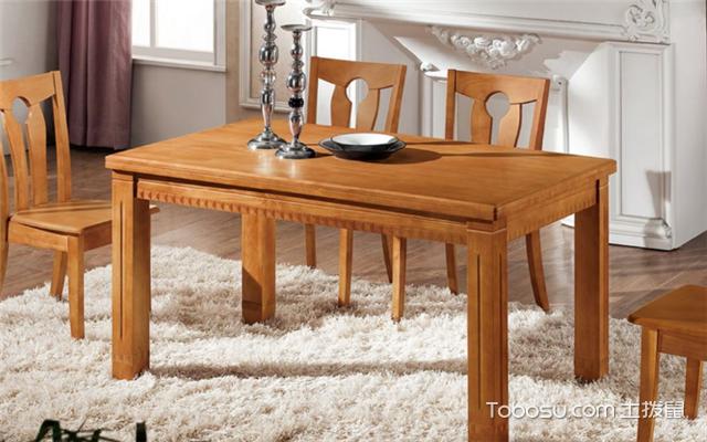 橡胶木家具的优缺点