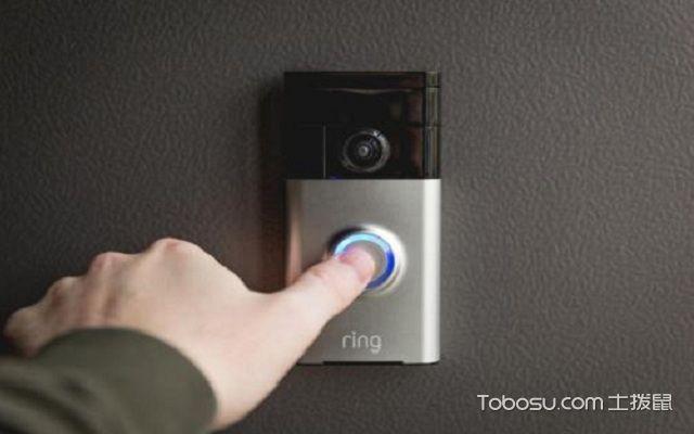 门铃安装攻略电源