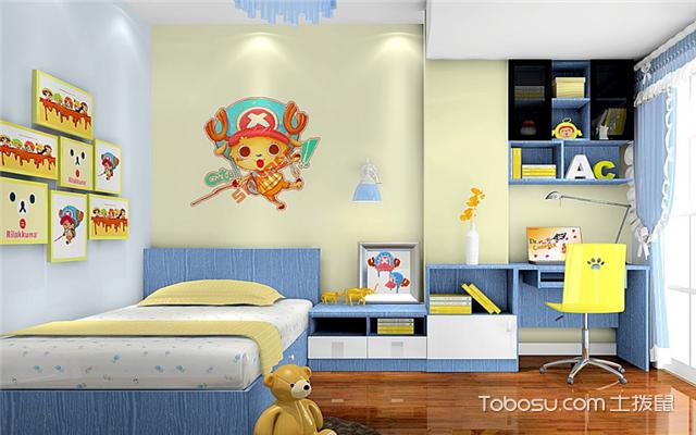 儿童房怎样装修设计