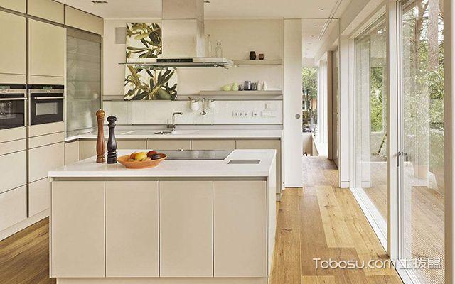 厨房装修颜色风水禁忌案例图4