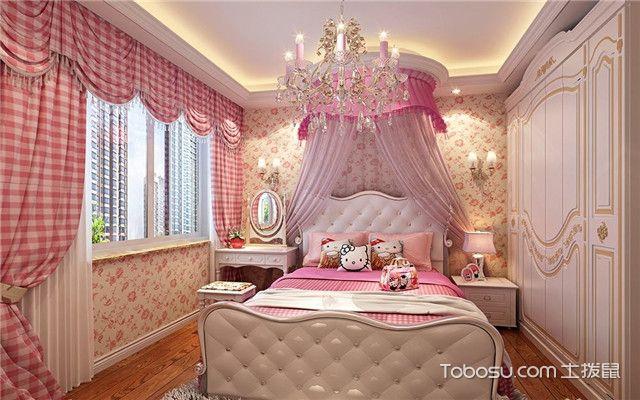卧室背景墙装修案例高清图