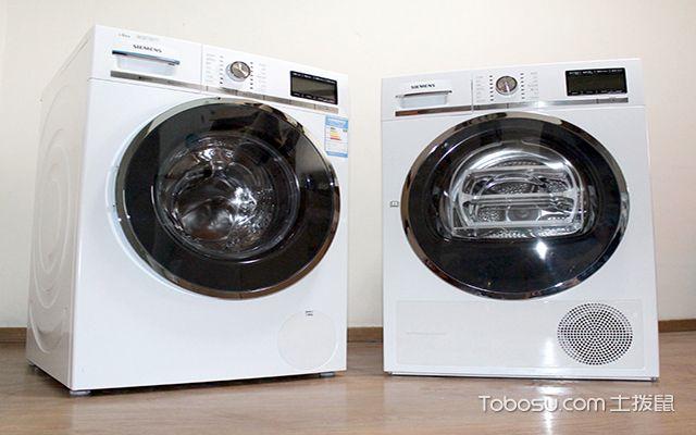 西门子洗衣机_土拨鼠装修经验