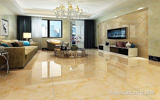 家里如何挑选客厅瓷砖