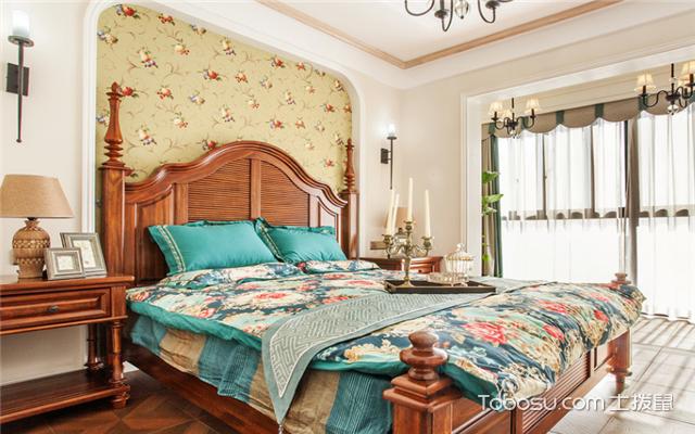 卧室软装搭配案例