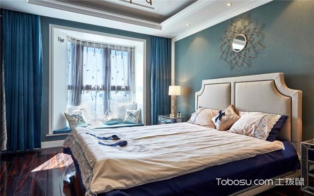 卧室软装案例