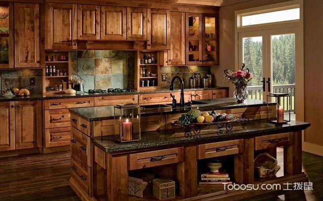 全屋定制橱柜的分类木质