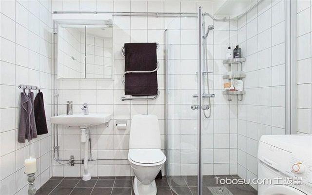 小户型卫生间要点