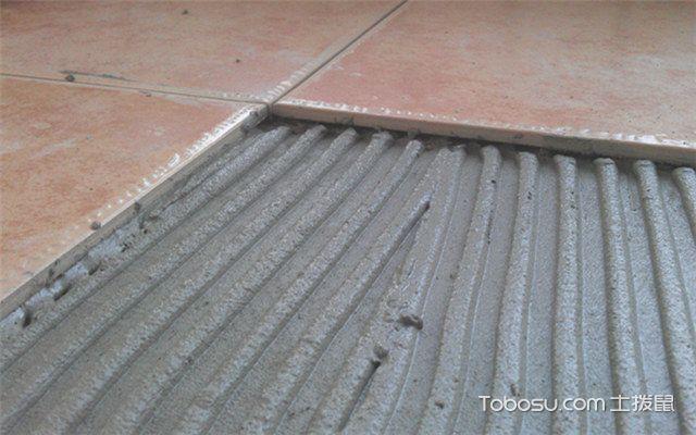 瓷砖胶使用方法