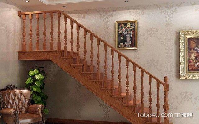 家用楼梯效果图